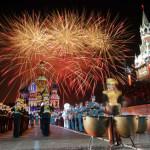Международный военно-музыкальный фестиваль «Спасская башня» стартовал в Москве в седьмой раз