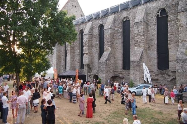 """В Таллине завершился музыкальный фестиваль """"Биргитта"""""""