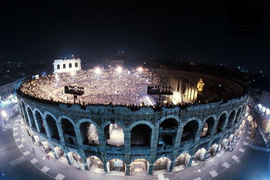 Фестиваль оперы в Вероне и оздоровление в GB Thermae Hotels