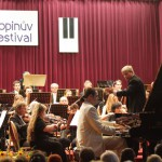 Шопен в концертных залах и костелах
