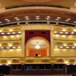 Зрительный зал Самарского оперного театра