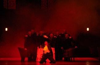 """Дон Жуан"" в Зальцбурге. Фото - Salzburger Festspiele / Michael Pöhn"