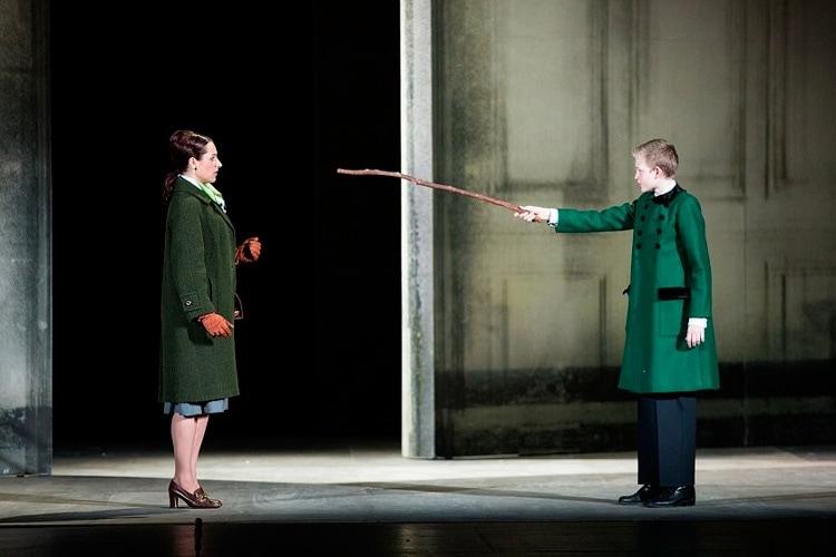 «Поворот винта» Бенджамина Бриттена в «Новой опере». Фото - Д. Кочетков / «Новая опера»