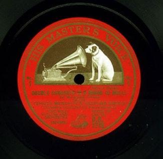 Запись двойного концерта Баха в исполнении Энеску и Менухина