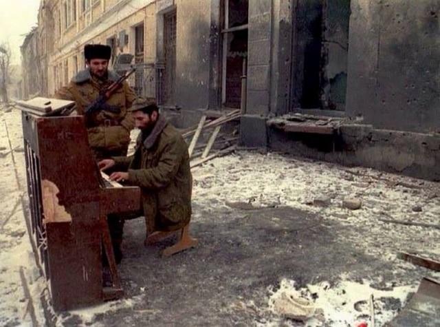 Чечня, Грозный. 28 декабря 1994