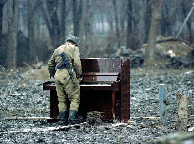 Чечня, 1994. Фото - Сергей Киврин