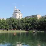 В день рождения Москвы Патриаршие пруды станут концертной площадкой