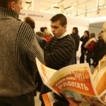 Украинские беженцы ищут работу в российских театрах. Фото: Сергей Мамонтов