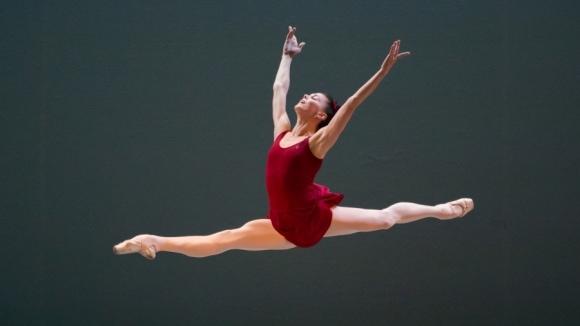 Михайловский балет превратил класс в концерт