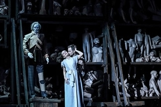 """Дон Жуан"". Пермский театр оперы и балета"