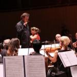 Первый симфонический концерт в Приморском театре оперы и балета начался со скандала