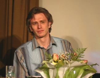 Андрей Уваров. Фото - Иван Хомченко (ГЦТМ им. Бахрушина, 13.05.2007)