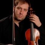 Скрипач Дмитрий Коган дал единственный концерт в Сургуте
