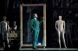 "Моцарт ""Дон Жуан"". Пермский театр оперы и балета. Фото Антон Завьялов"