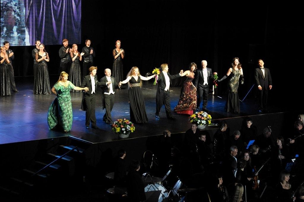 """Гала-концерт """"Шедевры мировой классики"""". Фото - Юрий Гуршал"""