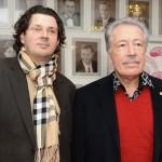 Игорь и Святослав Бэлза. Фото - Екатерина Чеснокова