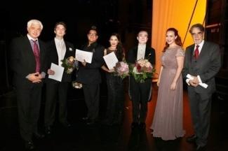 Лауреаты конкурса «Competizione dell`Opera»