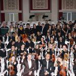 Молодежный симфонический оркестр вернулся с международных гастролей