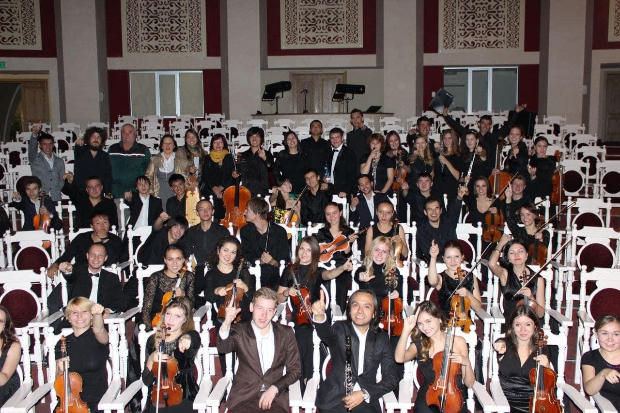 Молодежныйсимфонический оркестр Республики Башкортостан