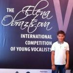 Солист Самарской оперы Валерий Макаров завоевал гран-при на V Конкурсе юных исполнителей в Санкт-Петербурге