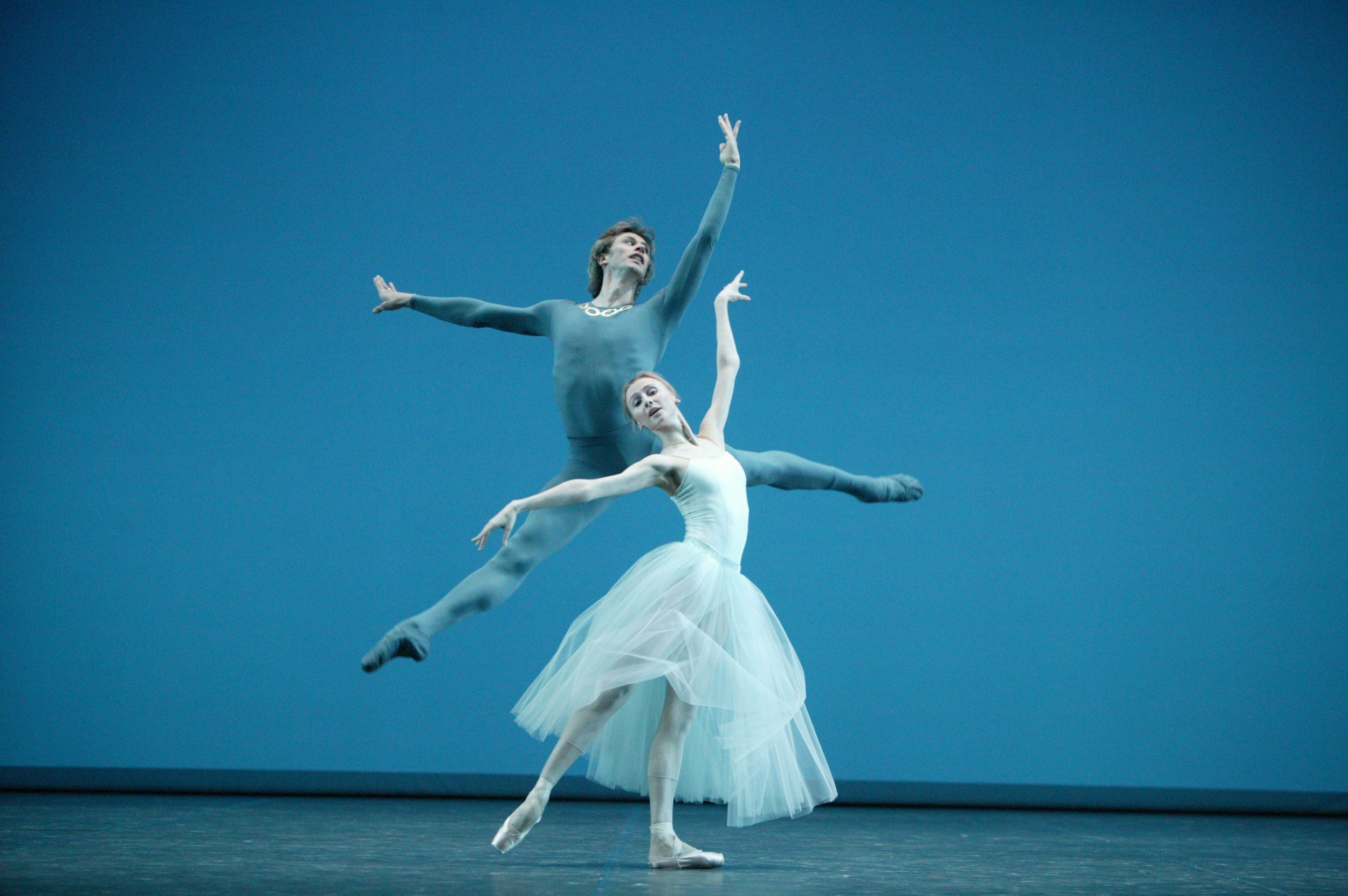 Андрей Уваров и Светлана Захарова
