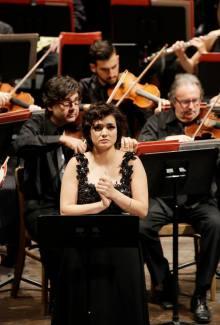 Меццо-сопрано Лена Белкина. Концерт.