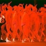 Месяц на танцы