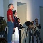 Александр Титель на репетиции в Тяньцзине