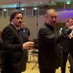Симфонический оркестр Мариинского театра даст три концерта в Приморском театре оперы и балета