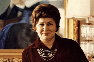 Ирина Архипова, 1975 г.