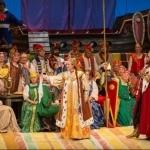 """Cказка о Царе Сатане"" в Приморском театре оперы и балета"
