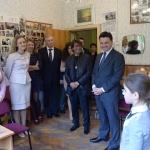 Губернатор Московской области Андрей Воробьев открыл Образовательный центр высшего профессионального мастерства Юрия Башмета в Жуковском