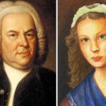 Иоганн Себастьян и Анна Магдалена Бах