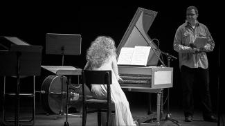 Ирина Шнеерова и Борис Филановский. Фото - Екатерина Кравцова