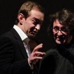 Башмет и Хабенский: музыка и литература слились на сцене