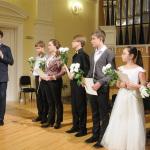 Денис Мацуев вручил в Омске стипендии юным музыкантам