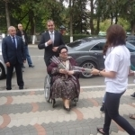 Монсеррат Кабалье в Степанакерте