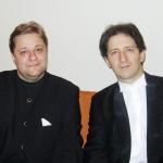 Петр Лаул и Сергей Кузнецов
