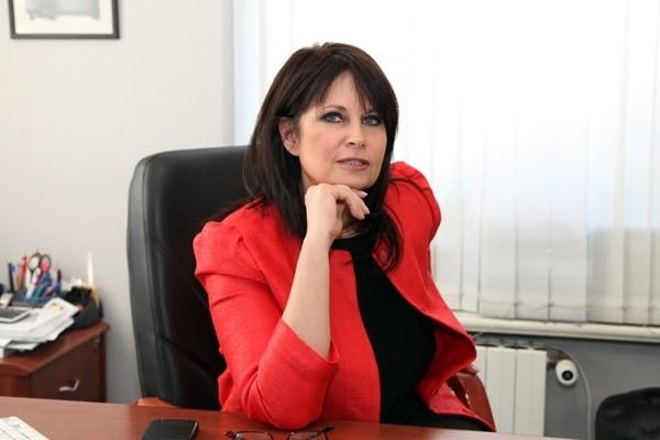 Ольга Мстиславовна Ростропович. Фото - Александр Гайдук