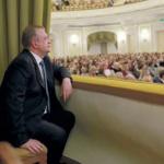 В Москве слушали музыку, в Петербурге – смотрели кино