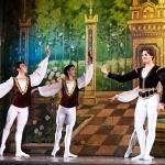 В Новокузнецком драмтеатре – балет «Лебединое озеро»