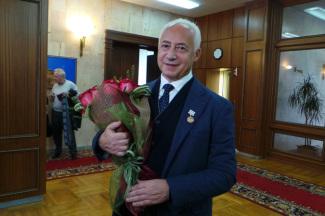 Владимир Спиваков получил звание народного артиста Башкирии