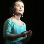 Юлия Лежнева. Фото - Дамир Юсупов