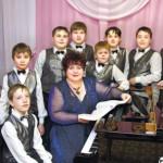 В пятой главе проекта «Детский альбом» примет участие стерлитамакский хор мальчиков «Маленький принц»