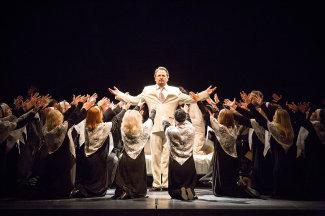 «Лоэнгрин» в «Новой Опере»: дубль двадцать пятый