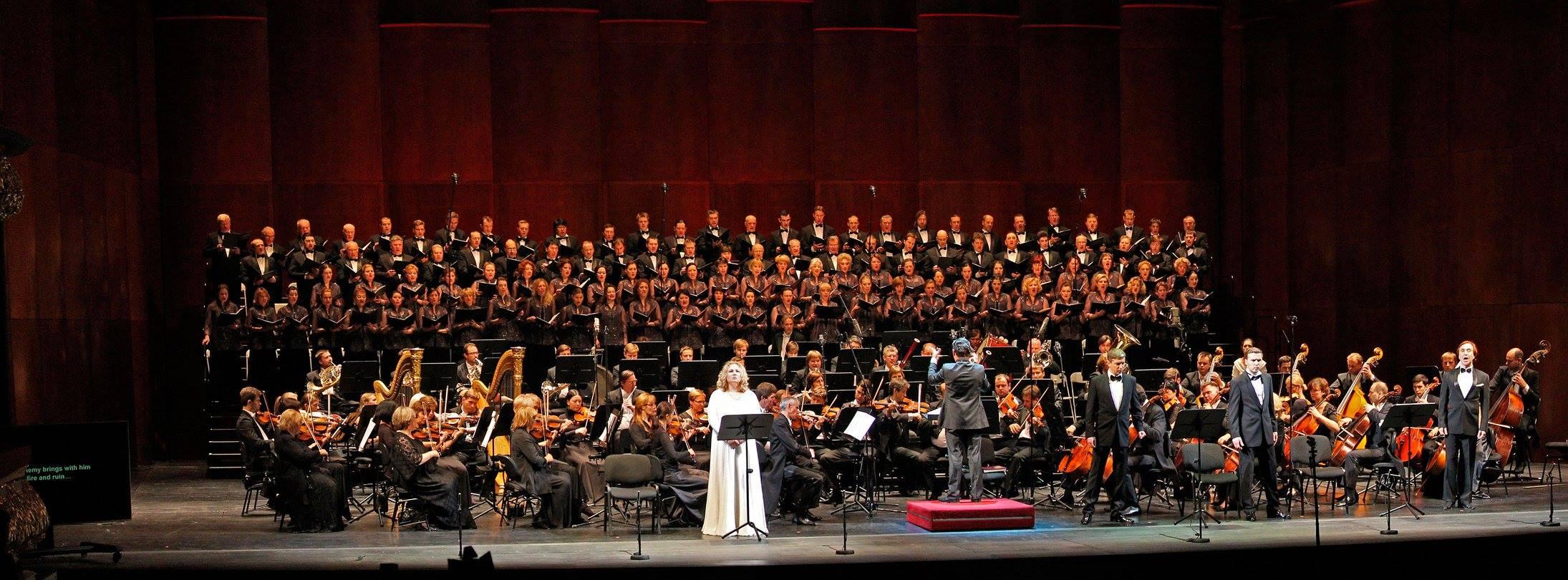 «Орлеанская дева»: в Большом состоялось концертное исполнение оперы П.И.Чайковского. Фото - Федор Борисович