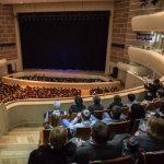 Музыканты Мариинки вновь дали концерт в Приморском театре оперы и балета