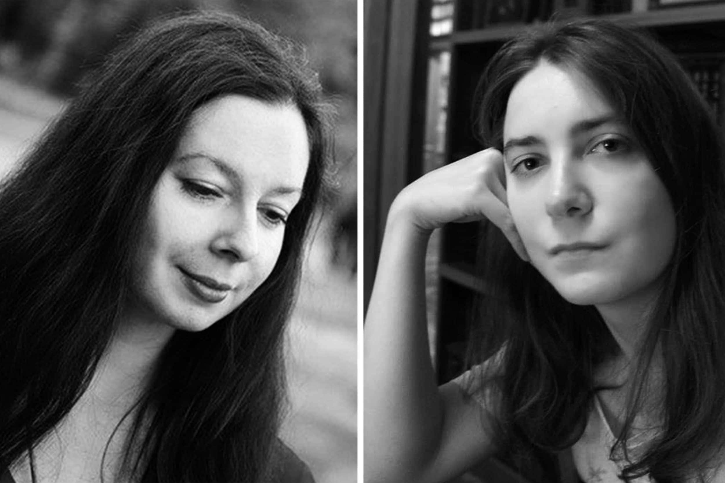 Ирина Сенатырева-Соколова и Екатерина Рихтер