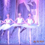 Вечер был посвящен балетной музыке Чайковского