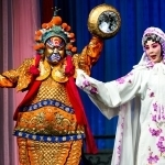 Пресс-служба Пекинской оперы. Фото - Николай Винокуров